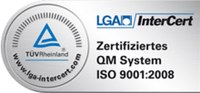 Logo: LGA InterCert - LGA InterCert